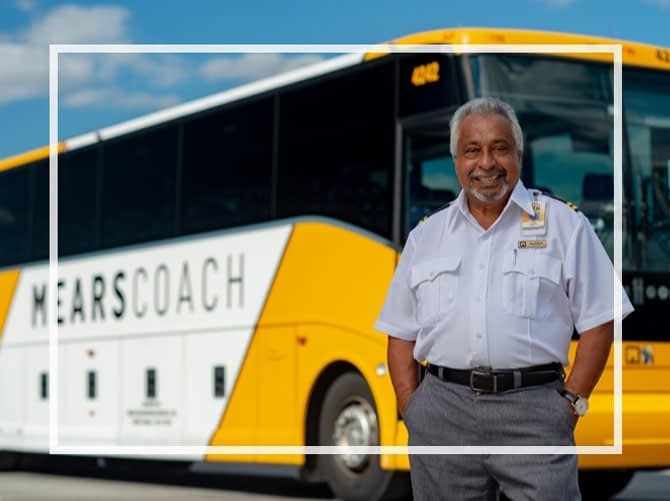 Mears Connect is ready to transport you and your family to Walt Disney World Resort